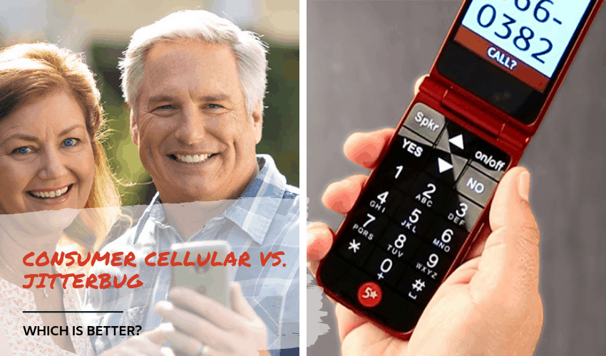 Consumer Cellular vs. Jitterbug: Which Is Better?