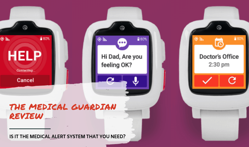 The Medical Guardian Review – Is It The Medical Alert System That You Need?