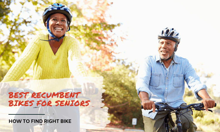 The Best Recumbent Bikes for Seniors