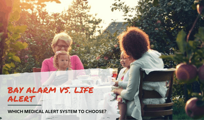 Bay Alarm vs. Life Alert: Which Medical Alert System to Choose?