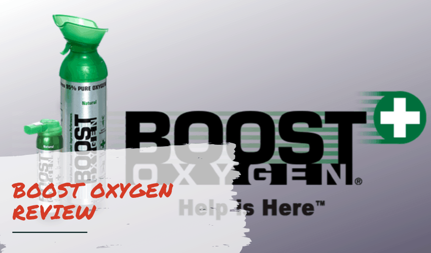 The Boost Oxygen Review: How Does it Work?