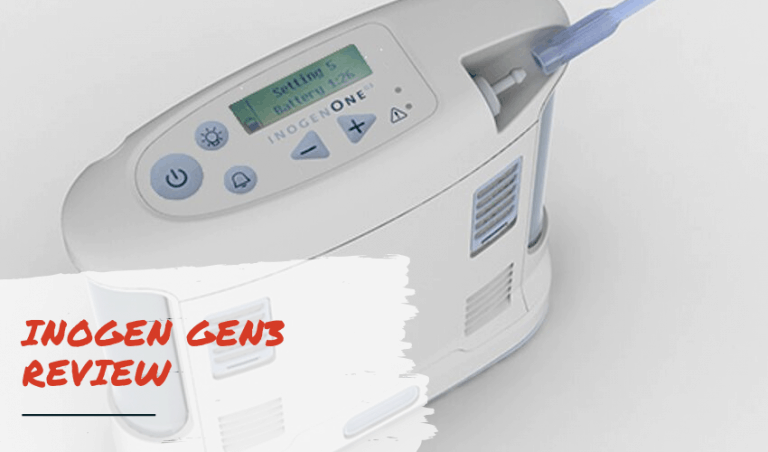 Inogen Gen3 Review –  Features, Pros and Cons!