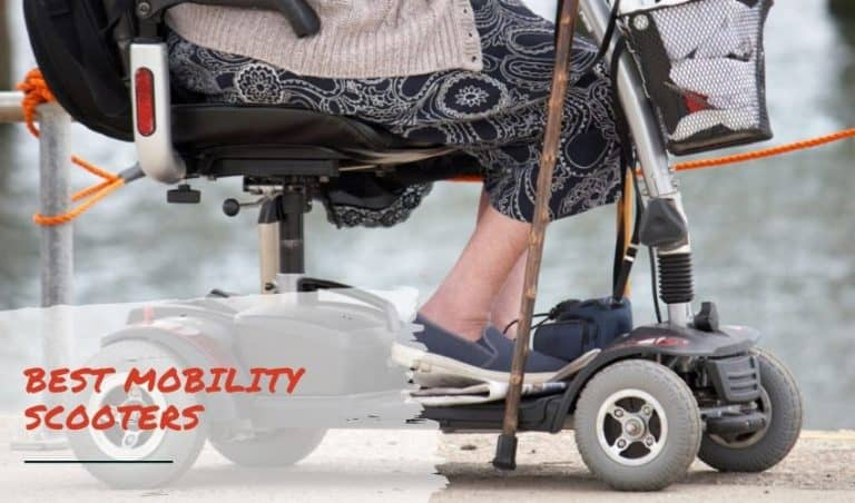 The Best Mobility Scooters – Top Choices & Factors to Consider!